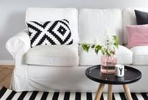 bedroom / living room / desk