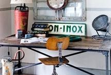 Industriel culte ♥ / Industriel, design, vintage