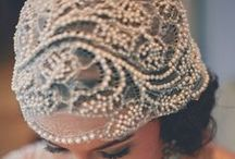 Weddings / Inspiration for Weddings. A special day. Bridal ideas, #Vintage #style. #Headpiece and #fascinator