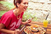 #PizzaSun / Alege combinatia neasteptata a verii care iti place cel mai tare, da-i un repin si intri in concurs pentru a castiga unul dintre cele doua vouchere de cumparaturi in valoare de 75 euro, de la H&M, sau unul dintre cele 10 vouchere cu care te poti bucura de o Pizza Sun impreuna cu cea mai buna sau cel mai bun prieten :)