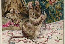 Beatrix Potter / Wonderful Artist / by Hollandaise