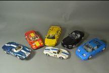 Véhicules miniatures / Si vous avez une âme de collectionneur, découvrez les miniatures qui transitent dans notre hôtel des ventes
