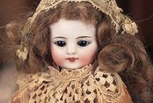 Antique Dolls / Collected on this board are Dolls of the 19th century made by renown doll makers of the period , such as :Steiner, Bru , Jumeau,Gaultier,Huret, Schmitt+Fils, Kammer+Reinhardt, Halepeau, Monthereau, Izannah Walker and reproductions of these Izannah Walker Dolls. There are also some beautiful Dolls of which the name of the makers are not known.       / by Hollandaise
