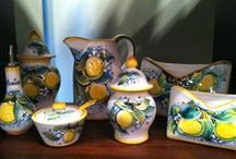 Italian Antique and  Contemporary Majolica /Faience.... / by Hollandaise