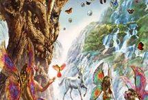 SERES MÁGICOS: enanos, gnomos, duendes, elfos, sirenas y hadas
