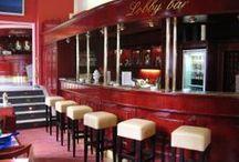 Oprava hotelového baru / Repair of hotel bar / Oprava a renovace lakovaného povrchu hotelového baru