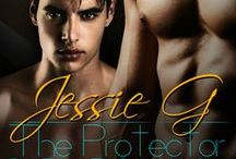 Sizzling Miami # 3 - The Protector (Master Saul, Javier & Kyle) / Can two battered hearts be mended by the love of a third? Kyle is willing to risk his own for theirs but when the past threatens Saul, will Javier's sacrifice destroy them all?