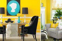 Home Interior colour trends 2014