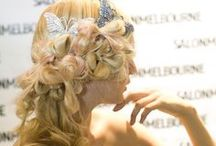 Behind the Scenes / Salon Melbourne behind the scenes images from 2014