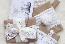 Geschenke/Verpackungen