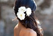 Wedding Hair / Find inspiration for your perfect wedding hairstyle here.