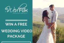 Wedflik - Wedding Videography / WedFlik is the fun, easy and affordable way to capture all of the special moments of your wedding. Armed with our high-quality, pocket-sized HD video cameras, your friends and family help film the biggest day of your life. Return the cameras to us, and we'll upload the footage to create a professionally edited video. Your love story will be preserved for posterity!