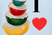 """My """"PYREX"""" Ship / My addiction to vintage """"PYREX"""" & others / by Becky Cooper"""