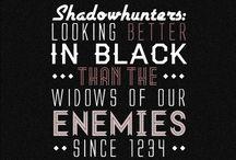Shadow hunters <3
