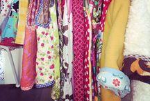 Doris / Creatieve kriebels van haar moeder omgezet in kleding en andere keurrijke projecten