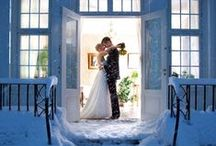 Winter Weddings / Winter is the perfect time for love. That's why we love winter weddings here at WedFlik. Take a look at our favorite trends for winter 2014.
