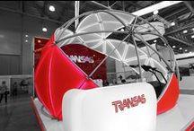 TRANSAS   Helirussia 2014 / Exhibition stand Transas