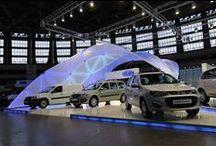 LADA   Auto World 2014 / Exhibition stand LADA