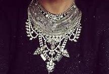 #jewelry / #gold #silver #earrings #necklace #piercings #bracelet