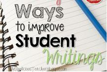 Writing Activities / Here you will find a lot of writing ideas and resources to keep your students engaged during their writing time!  You will always find ways to grade your student's writing and make sure they are aware of their expectations.