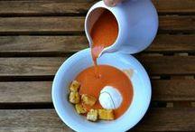 Cocina deportiva - Cremas y sopas / Cocina deportiva - Cremas y sopas, por Patxi Gimeno, cocinero deportivo