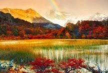 ☼ World in rainbow colors ☼ / ☼ Świat w kolorach tęczy ☼ / by 🐦✨ Irena Ka🌙✨