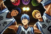 Kuroko no Basket (KnB) / Keep calm and LOVE Kuroko no Basket !! (๑•ᴗ•๑)♡