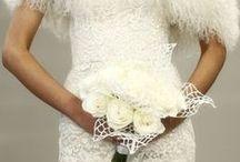 Невеста в брюках...