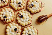 Cuisine au miel / Dans des desserts ou des recettes sucrées/salées, le miel ravit les papilles