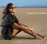 BARTON PERREIRA / Dedicated to pure luxury, Barton Perreira's approach to fashion redefines style and elegance.