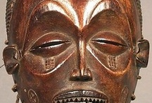 African Masks / by Amina: Life-Long Learner at I Love Me University