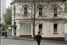 ALLAN McDONALD / Allan's work is included in the current exhibition at the gallery, Streets we have known, 3-28 June 2014. His work was recently seen in Freedom Farmers at Auckland Art Gallery.