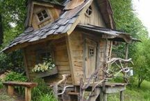 Treehouse / by Peggy Norfleet