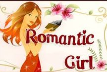 Blog Romantic Girl / Painel exclusivo do blog ROMANTIC GIRL:  http://su-romanticgirl.blogspot.com.br