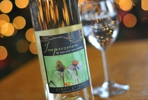 Impression Pinot Grigio / Luscious flavors of ripe peach & pear are followed by grapefruit on a lingering finish. Label by local artist Patty Coulter in a partnership with the Greater Greenwood Arts Council; a portion of the proceeds from this wine will be donated to promote artists and arts awareness in the community.