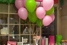 BIRTHDAY . GIRL / Birthday ideas for my sister. #birthday #kids #bday #girl #children #ideas #decorating #decorate / by M B