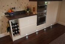 Our Kitchens / Kitchens from our Falkirk and Kirkintilloch Showrooms