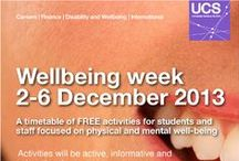 Health and Wellbeing from UCS Library / It's important to maintain good health and mental health and to consider our general well-being in all aspects of life, whether personal, academic or professional. So UCS Ipswich Library have brought together a small collection of eBooks looking at various aspects of health and wellbeing.