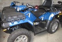 ATVs Quads / Also known as 4-wheelers - all the fun quads we offer.