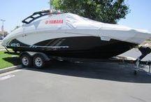 Yamaha Jetboats