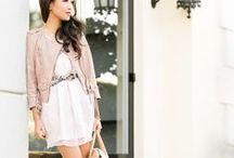 Modowe inspiracje / Moje inspiracje odzieżowe na wiosnę i lato