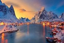 norge, mitt lille land