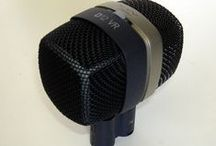 AKG D12VR / The D12 VR is a reference large-diaphragm dynamic microphone with cardioid polar pattern.