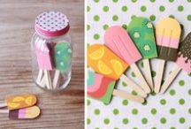 Crafts / 101 ways to use lolly sticks