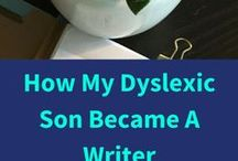 Dyslexia / Resources for parents helping their children live and thrive with dyslexia.