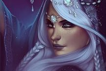 Fantasy / Zbieram grafiki do gier z rodzaju Vallheru :)
