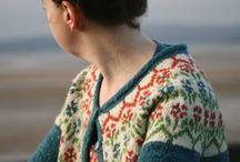 Fair isle, icelandic and nordic knitting / knitting in fair isle and nordic style