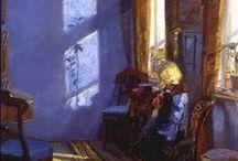 Ancher, Anna og Michael