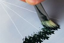 tegning og tegneteknik