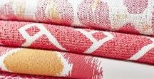 TDS Fabric Offerings / We just love textiles and passementeries. Create your own style with fibers, textures and colors. We're here to help.